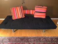 Adjustable couch with pillows  Chantilly, 20151