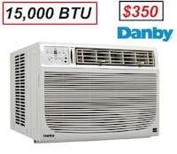 AJ - BRAND NEW - 15,000 BTU Window Air Conditioner  Mississauga