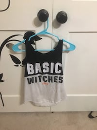 PINK Basic Witches tank top Takoma Park, 20912