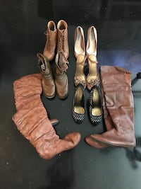 Lot of shoes size 8/8.5 Dallas, 75214
