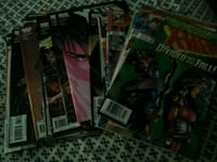Bundle of uncanny X-Men comics