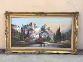 Original Oil Painting Artwork