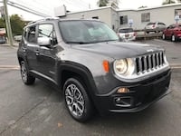 Jeep Renegade 2016 Fort Montgomery
