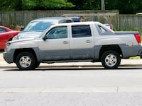 Chevrolet - Avalanche - 2002 Columbus, 43204
