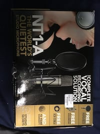 Rode NT1 Microphone Set *Never Used* Whitby, L1N 3K4