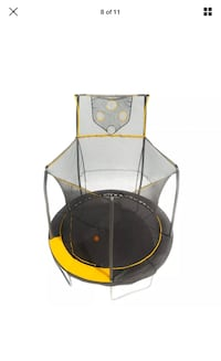 New still in the sealed box Jumpking trampoline with toss ball 8ft Las Vegas, 89117