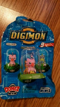 Digimon Domez Biyomon  Toronto, M1H