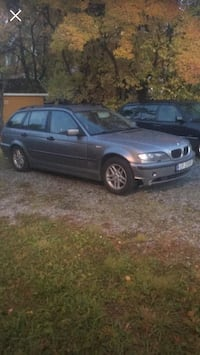 BMW - 3-Series - 2003 Vinterbro, 1407
