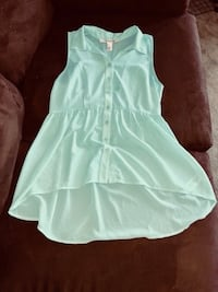 Turquoise Top - Small Nashville, 37214