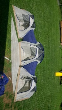 3 room dome tent Flowery Branch, 30542