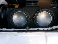 Amp not for sale. Just kenwood 12s and kenwood CD player only Knoxville