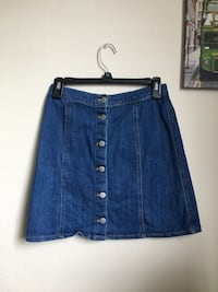 Blue denim skirt Annandale, 22003