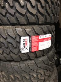 4x33-1250-15  mud tires $530  price firm no bargain  San Bernardino, 92408