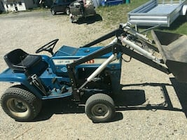 >>>Ford Sub-Compact Front loader