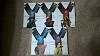 Y: The Last Man Deluxe Editions Complete Set Abbotsford