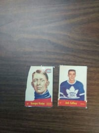 Old 1955hocky cards great deal. Edmonton, T5L 4Y4
