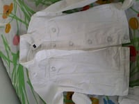 White GAP jacket size xs new with tags Fremont, 94555