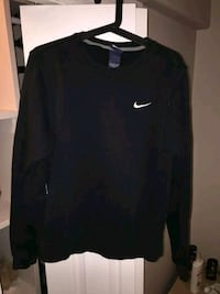 Black Nike Sweater  Edmonton, T6R 2T6