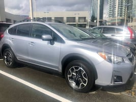 2016 Subaru Crosstrek Touring - with winter tires on rims!!!
