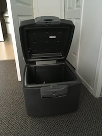 black and gray HP desktop printer Edmonton, T5H 2W2