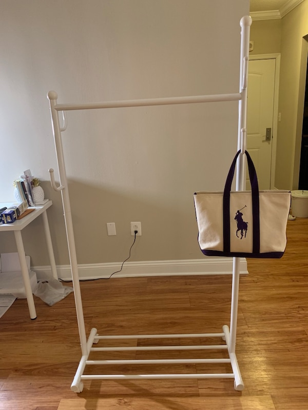 Garment rack 2in 1 multifunctional
