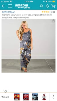 Pant jumpsuit romper Los Angeles, 91340