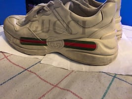 Gucci sneakers size 10