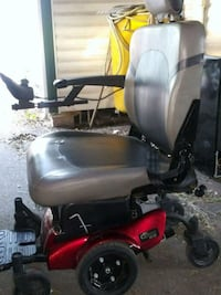 red and black electric wheelchair Corpus Christi, 78408