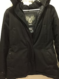 Nobis luna black medium jacket 2years old