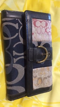Authentic Coach Wallet Indianapolis, 46227
