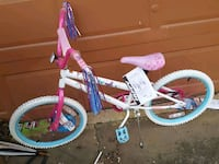 huffy girls 20 inch girls bike butterfly and flowe Decatur, 35601