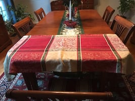 Holiday Table Cloth