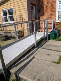 Aluminum Ramp for Disabled