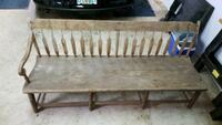 Antique bench for restoration  Saint Petersburg, 33713