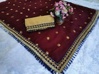 brown and white floral textile Coimbatore, 641027