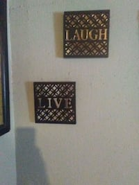 black and brown wooden wall decor Shreveport, 71109