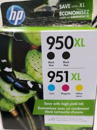 HP 950XL COMBO PACK