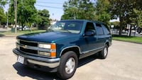 1998 Chevy Tahoe LT. 4wd.  Clean Fremont, 94536