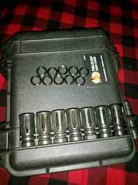 black socket wrench set in case Ohatchee, 36271