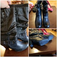 Knee high boots-OFFERS PLEASE-want gone asap Boston, 02119