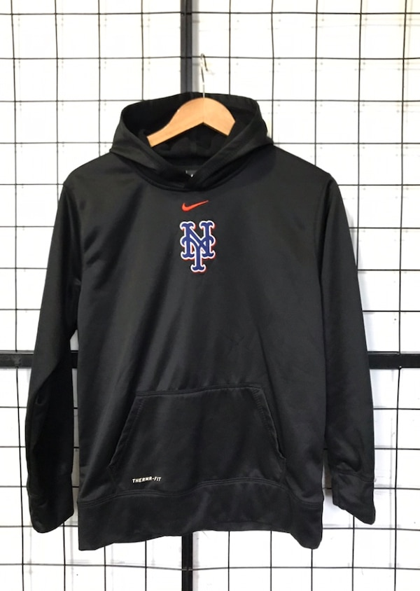the best attitude 906f7 033c9 New York Mets Therma-Fit Nike Hoodie (Youth Large)