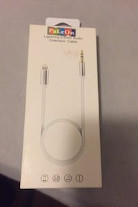 3.5 mm audio extension cable