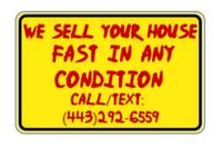 We sell your house fast Rockville