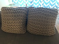 Two New Modern Grey Pillows Toms River, 08755