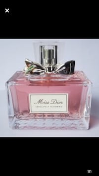 Miss Dior absolutely blooming 100 ML / NEW $90 Vancouver, V5S 4P6