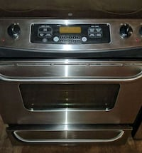 gray and black induction range oven Léry, J6N 1E6