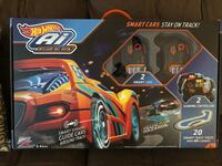 Hot wheels Ai intelligent race track in excellent almost new condition. My son started to take it out of the box and decided he didn't want it.  New Windsor, 12553