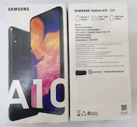 Unopened & Unlocked Samsung A10e + Receipt Vancouver
