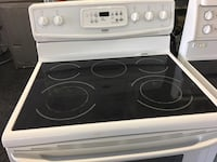 Kenmore white stove - warranty and delivery Toronto, M3J 3K7