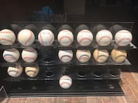 Autographed baseball all different players $25 - $250  Deerfield Beach, 33064